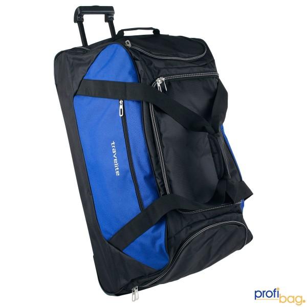 Trolley Reisetasche mit ausziebarem Teleskopgestänge