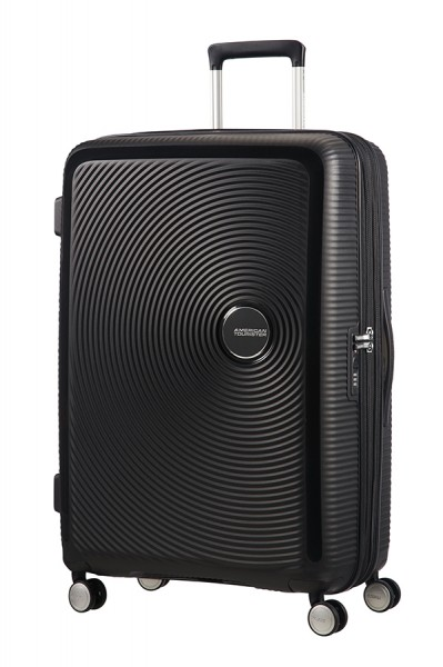 Vorderseite American Tourister Soundbox Spinner 77 cm