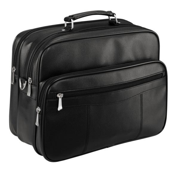Vorderansicht D&N Travel Bags Flugumhänger 39 cm