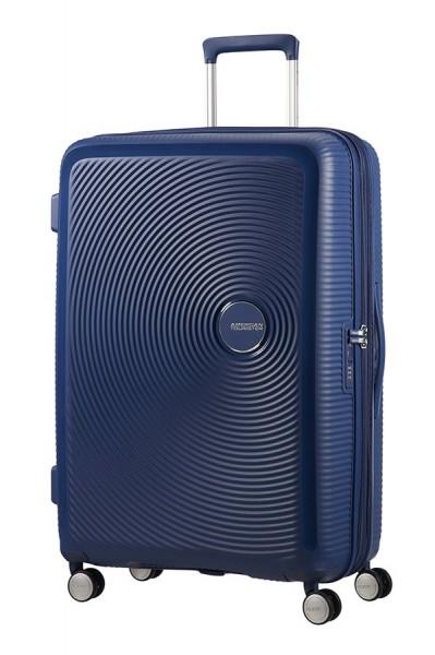 Vorderseite American Tourister Soundbox Spinner 77 cm