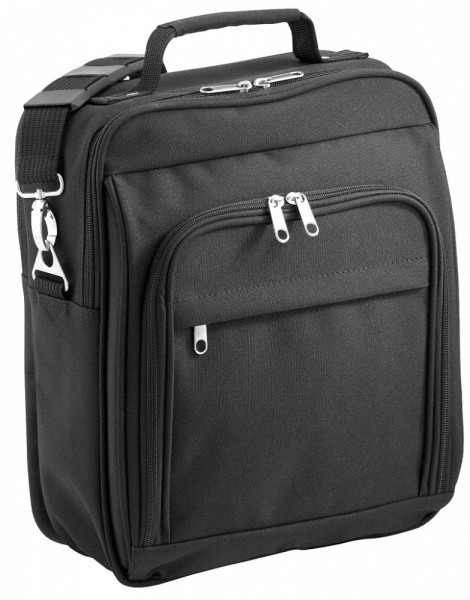Vorderansicht D&N Travel Bags Flugumhänger 28 cm