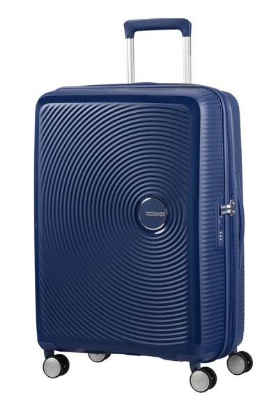 Vorderseite American Tourister Soundbox Spinner 67 cm