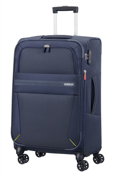 Vorderansicht American Tourister business Trolley 68 cm
