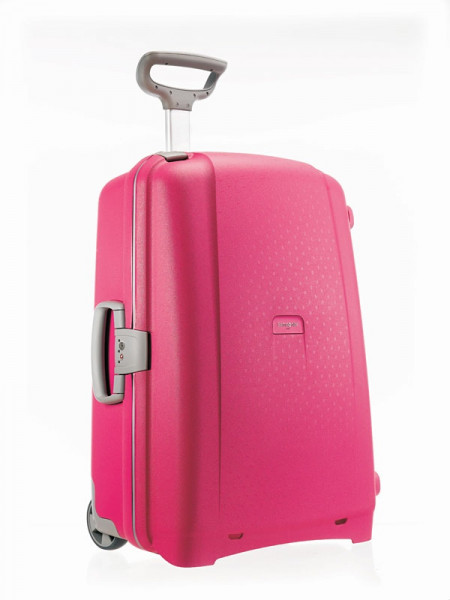 Samsonite Aeris Upright Trolley 64 cm Candy Pink