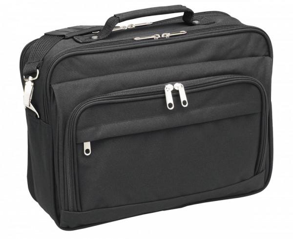Vorderansicht D&N Travel Bags Flugumhänger 38 cm
