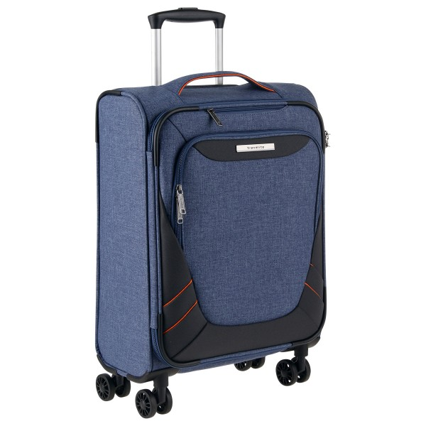 Vorderansicht Travelite Mare 4-Rad Boardtrolley S 55 cm