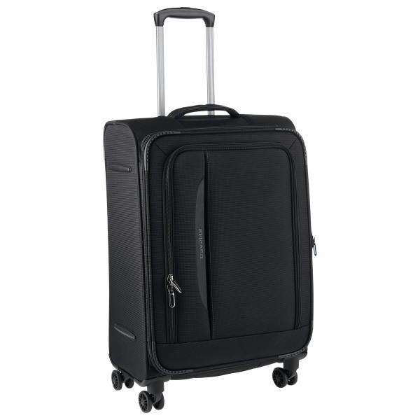Vorderansicht Travelite Crosslite Trolley M 65 cm