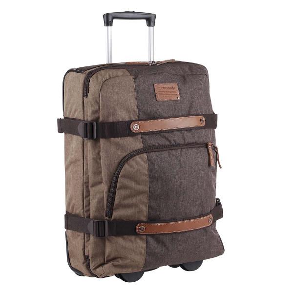 Vorderseite Samsonite Rewind Natural Reisetasche mit Rollen 55 cm