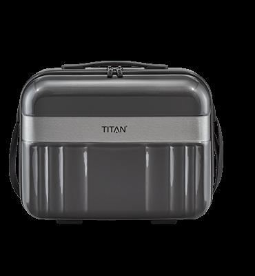 Vorderseite Titan Spotlight Flash Beautycase Hartschale