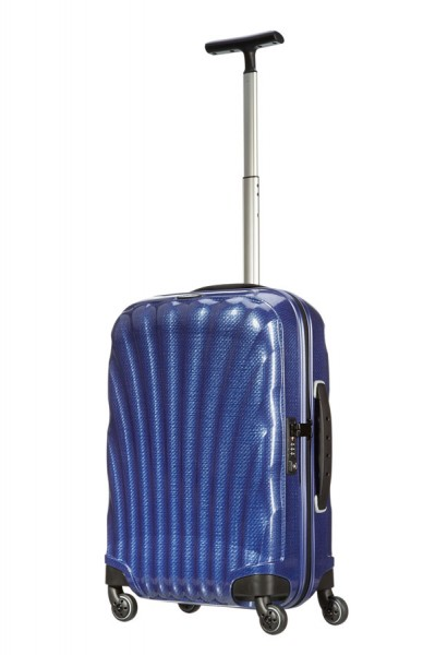Vorderseite Samsonite Lite-Locked Spinner Zipped 55 cm