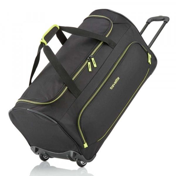 Vorderseite Travelite Basics FRESH Trolley Reisetasche mit Rollen