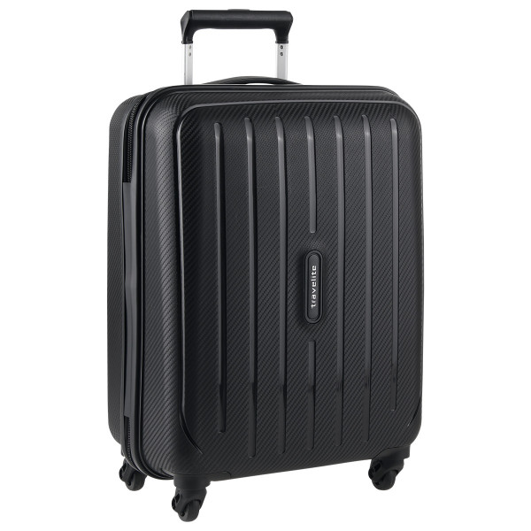 Vorderansicht Travelite Uptown 4-Rad Boardtrolley S 55 cm