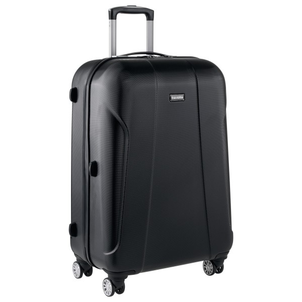 Vorderansicht Travelite Elbe Two Trolley M+ 70 cm