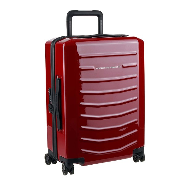 Vorderseite Porsche Design RHS 2 EDITION Trolleycase svz red