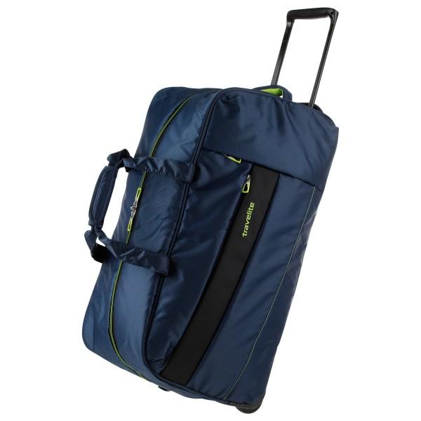 Seitenansicht Travelite Kite Rollenreisetasche 64 cm