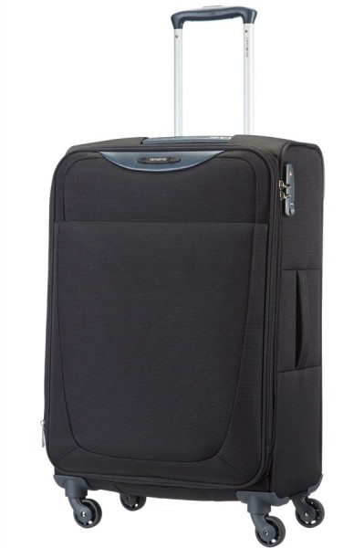 Vorderansicht Samsonite Base Hits Spinner 4-Rollen Trolley 66 cm