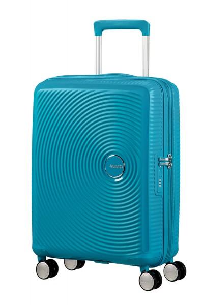 Vorderseite American Tourister Soundbox Spinner 55 cm