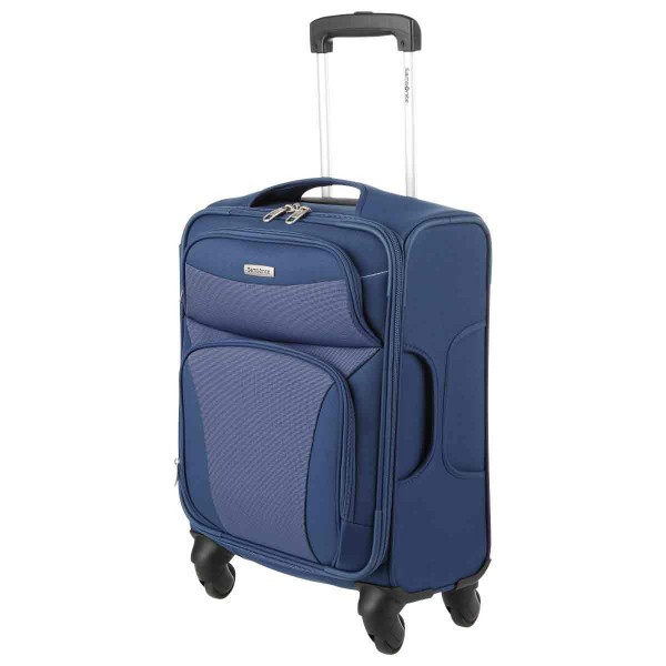 Samsonite Suspension Spinner 4-Rollen Trolley 55 cm